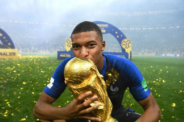Mbappé, most valuable player in the world