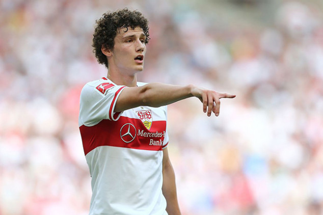 Bayern Munich agrees deal for Pavard