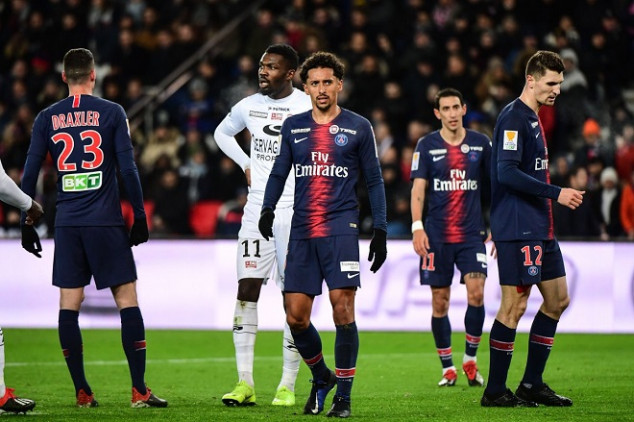 PSG out of Coupe de la Ligue