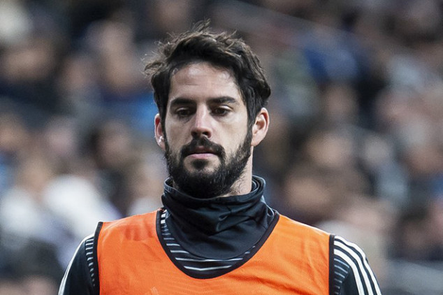 Solari remains coy on Isco exit rumors