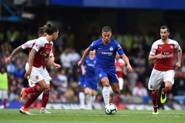 English Premier League Matchday 23 broadcast info