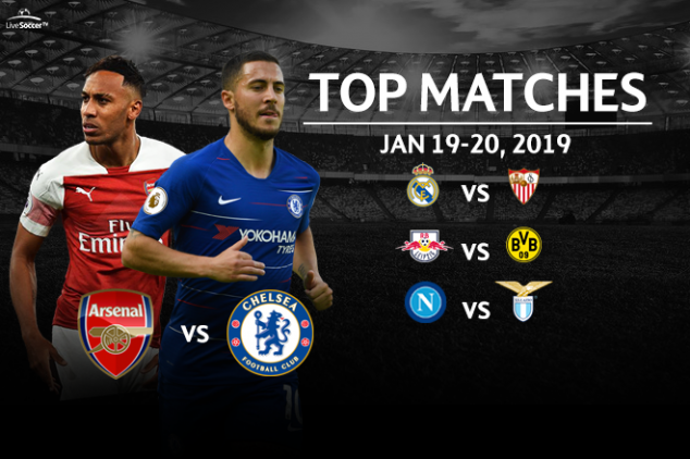 Top seven games to watch this weekend