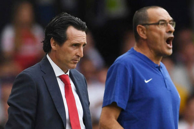 Emery: Chelsea clash key to top-four race