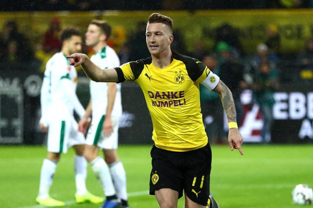 Reus makes daring claim about his future