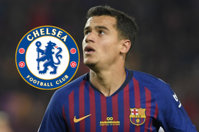 Barca names Coutinho price amid Chelsea interest
