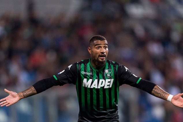 Boateng close to completing Barca move