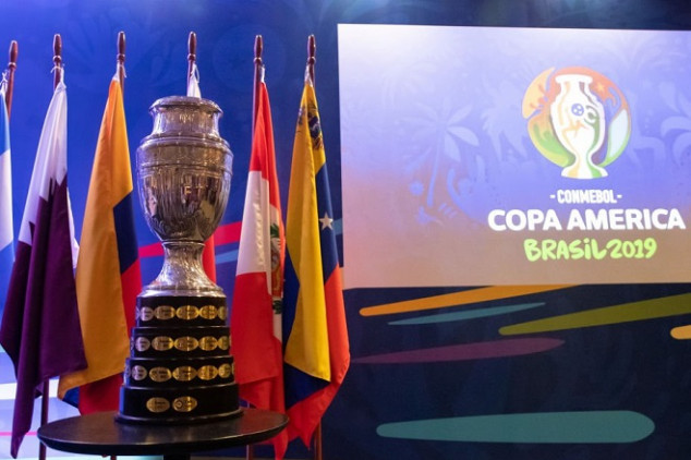 2019 Copa America draw - Groups revealed