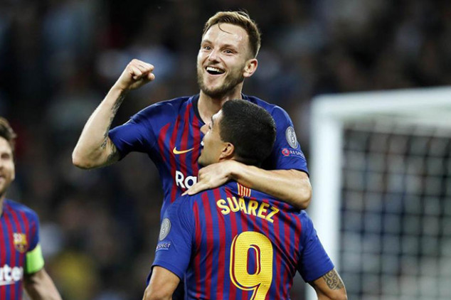 Rakitic hands Chelsea transfer blow
