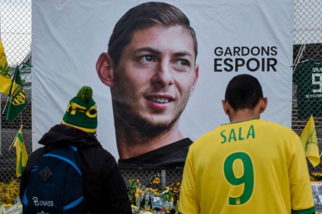 BREAKING: Emiliano Sala's missing airplane found