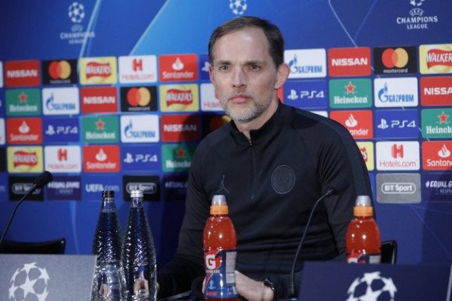 Tuchel provides update on Cavani's fitness
