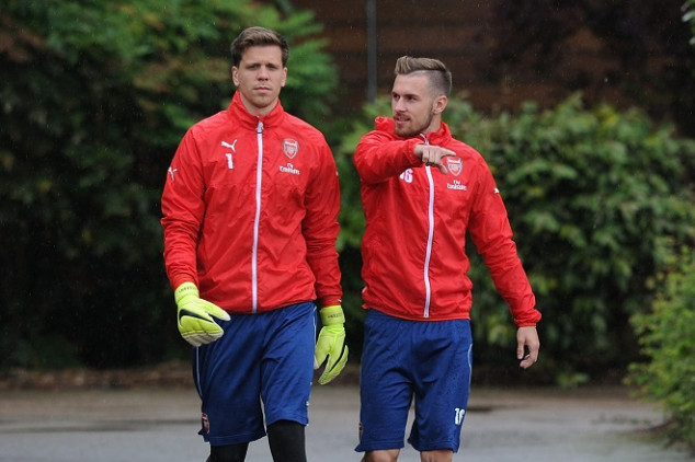 Juve goalie blasts Arsenal in Ramsey's welcome