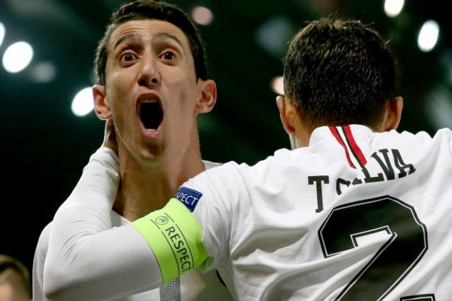 Di Maria avoids punishment after swearing incident