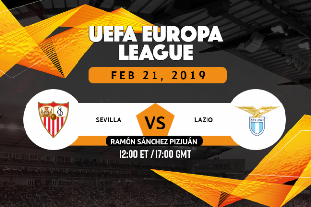 Sevilla vs Lazio- UEFA Europa League second leg