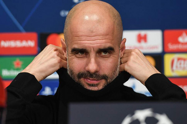 Pep responds to UCL fraud claims