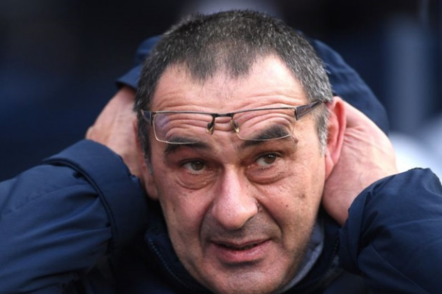 What's gone wrong at Chelsea for Sarri