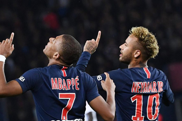 PSG president rules out sale of Neymar and Mbappe