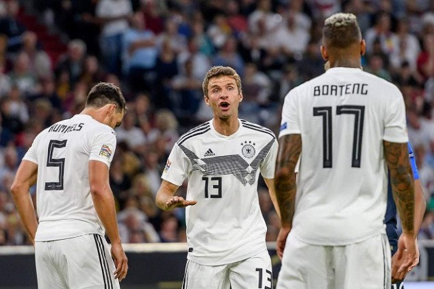 Löw set to snub three World Cup winners for good
