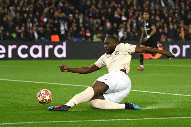 PSG vs Man Utd: Lukaku scores under 2 minutes