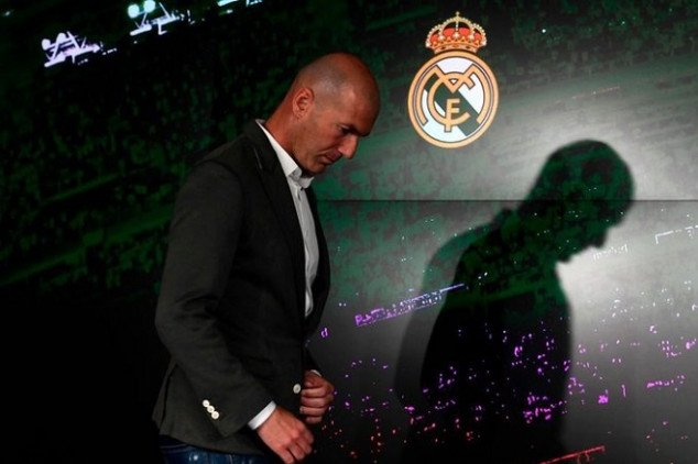 Zidane shares three concepts on Real Madrid return