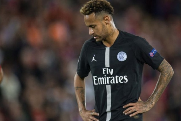 Spanish IRS launches investigation against Neymar