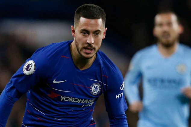 Real Madrid makes first move for Hazard