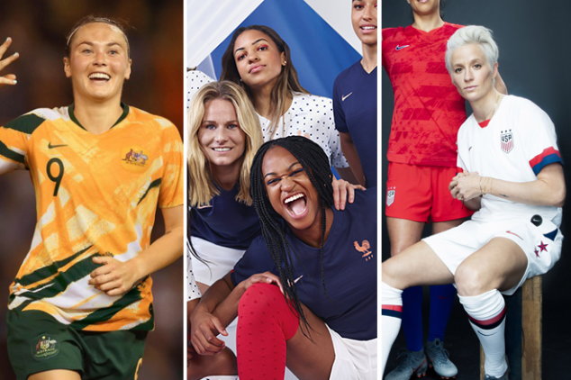 Which 2019 Women's World Cup jersey is the best?
