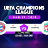 Bayern vs Liverpool viewing info