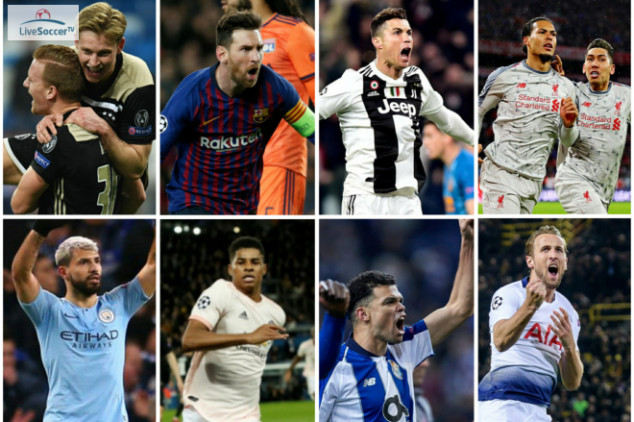 Champions League Last 8 draw streaming guide
