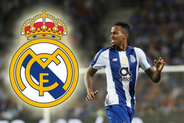 Real Madrid signs Brazilian starlet from Porto