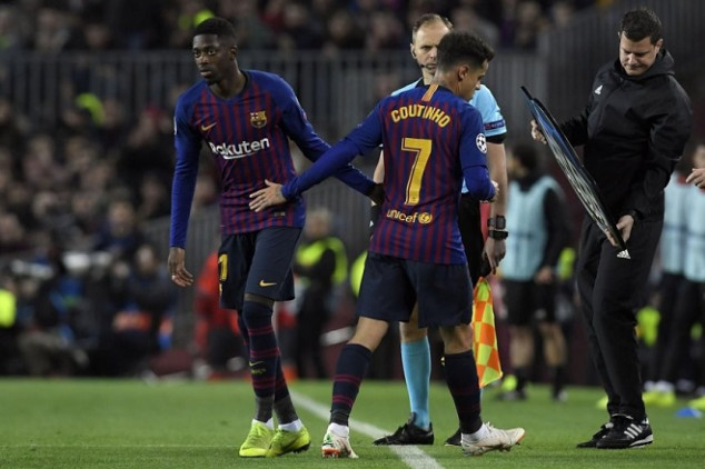 Barça ace set to miss up to 7 games due to injury