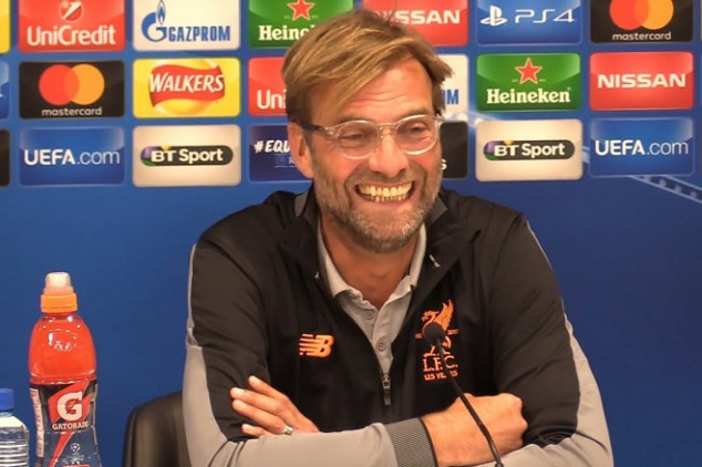 Klopp names teams he wants to avoid in UCL