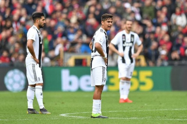 Juve reaches unwanted milestones with league loss