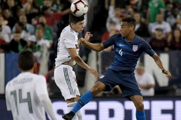 Mexico and USMNT will 'play' on Univisión Deportes
