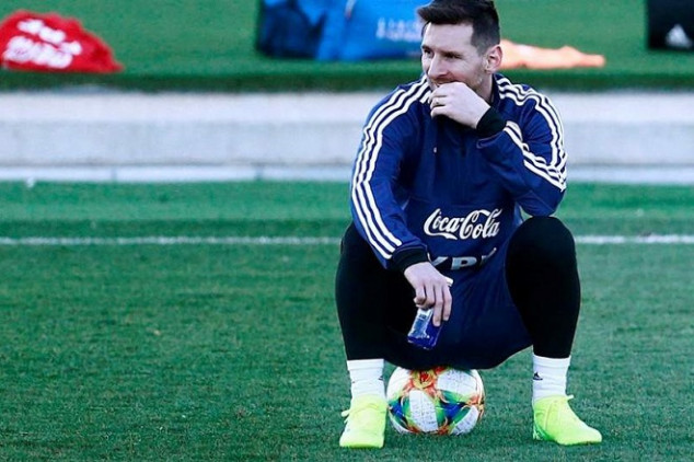 Messi tribute video by Argentina's NT goes viral