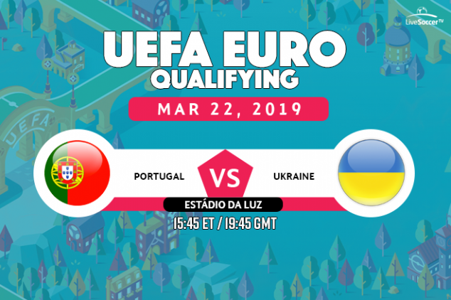 Where to watch Portugal vs Ukraine