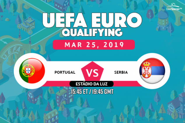 Where to watch Portugal vs Serbia