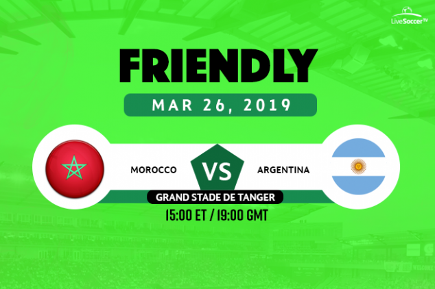 Where to watch Morocco vs Argentina live