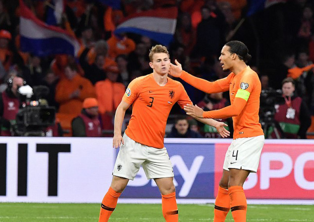 De Ligt set to meet with European giant