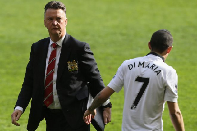 Van Gaal hits back at ex-Man Utd winger Di Maria