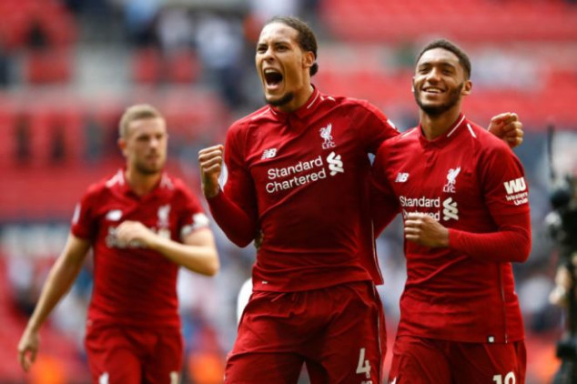 Liverpool receives triple injury boost