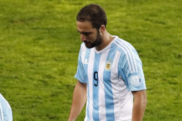 Higuain retires from Argentinean National Team