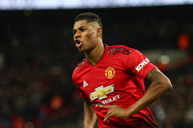 Rashford ready to agree new Man Utd deal