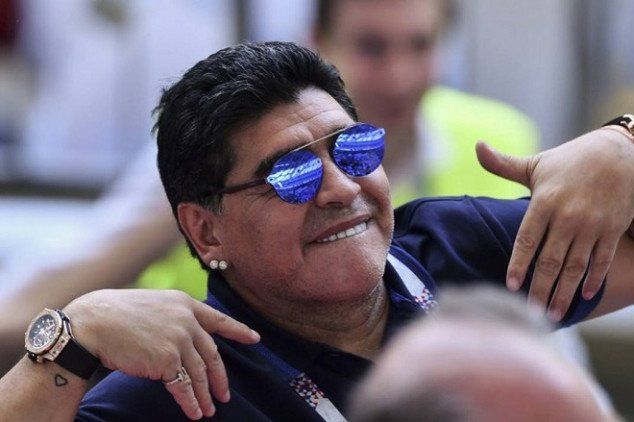 Maradona at risk of being banned by Ascenso MX