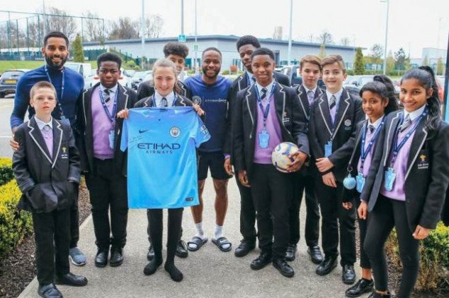 Sterling gives reason for buying FA Cup tickets
