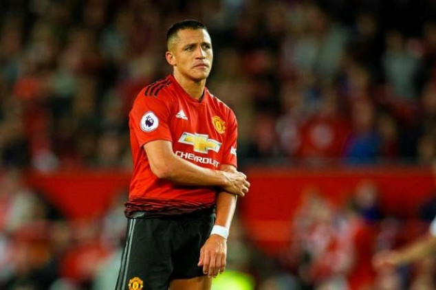 Sánchez tops Man Utd's transfer list