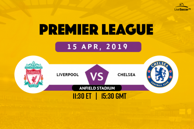 Liverpool vs Chelsea viewing info