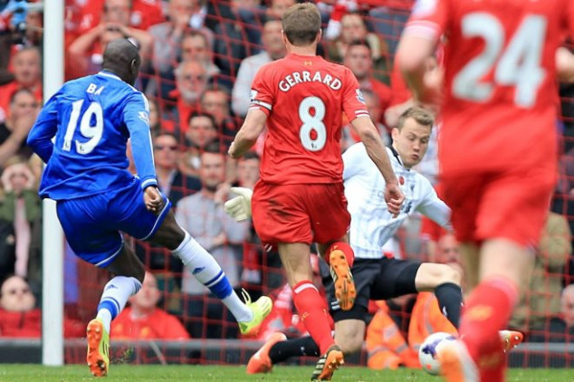 Liverpool trolled with Chelsea lineup featuring Ba