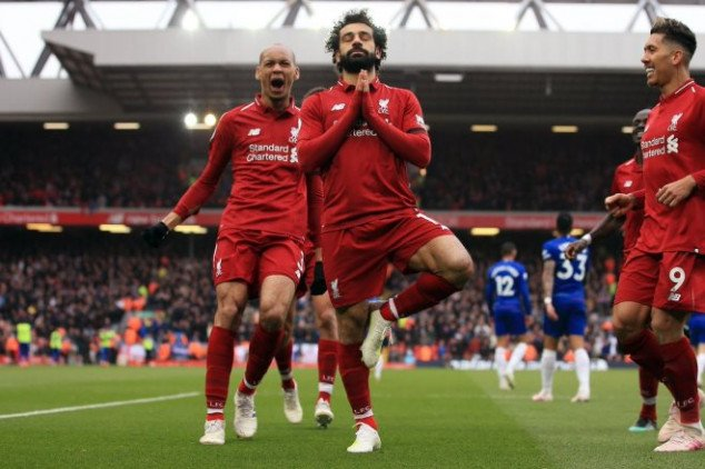 WATCH: Liverpool scores twice in 120 seconds