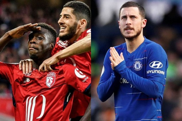 Chelsea sets sights on $90M Hazard replacement