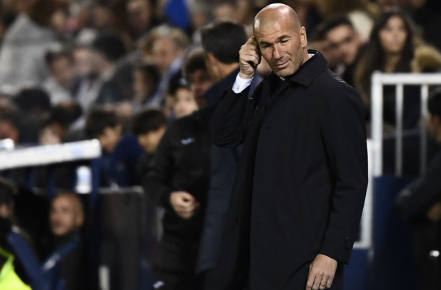 Zidane's tough job during the summer revealed